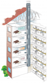 chimney-fan_multistory-homes_hotels_illustration