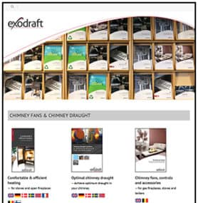 brochure siden exodraft